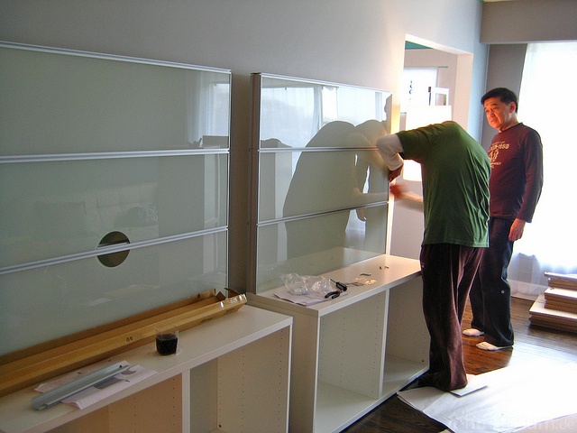 LCD TV Wand Diy
