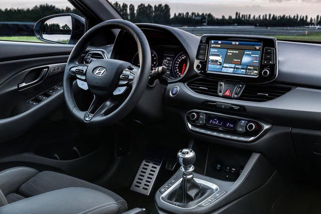 Hyundai I30 N Innenausstattung