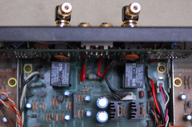 NAD 2200 - Ersatzrelais Fertig