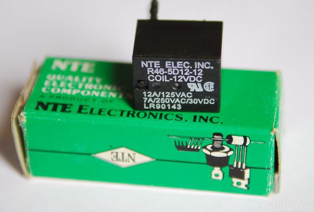 NAD 2200 - Ersatzrelais