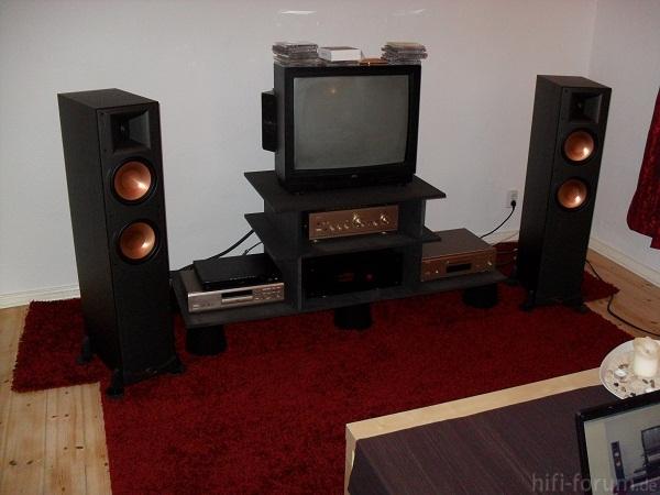 Klipsch, Denon, Thel Audio
