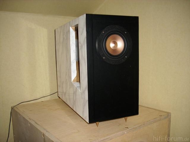 MarkAudio CHR-70 BL Horn