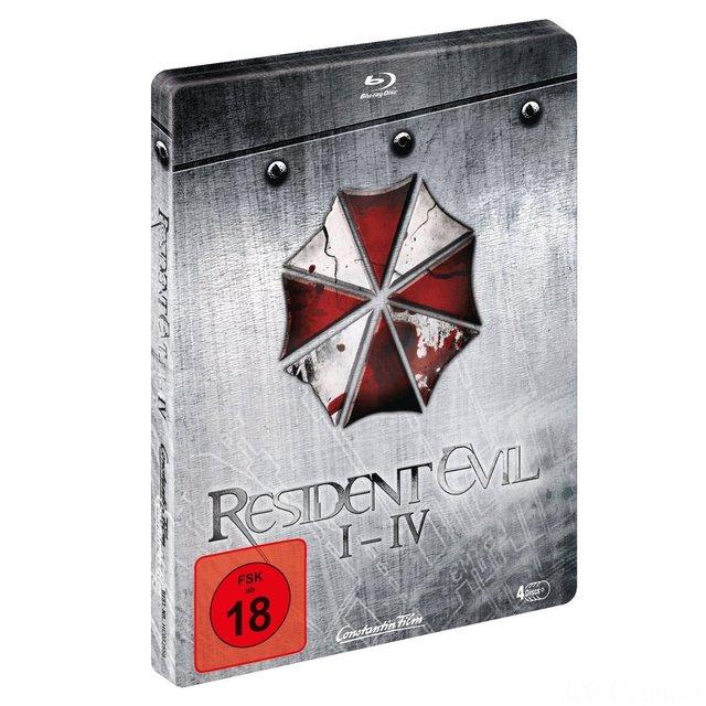 Resident Evil Steel