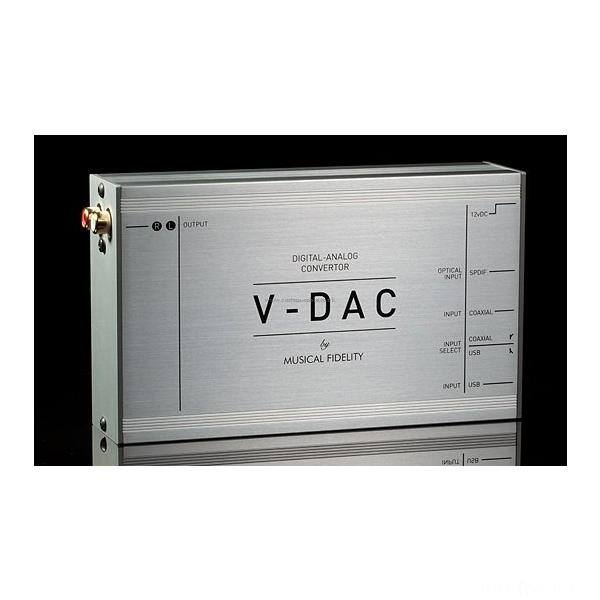 Musical Fidelity V DAC II Silver