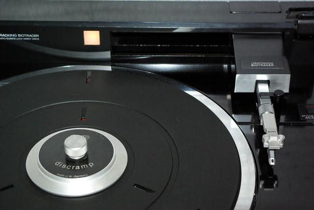 Sony PS-X555 ES