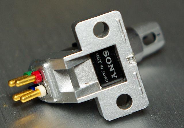 Sony XL-MC3 von Oben