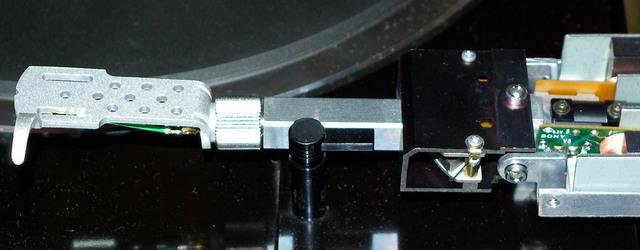 Tangential Tonarm,  Sony PS-X555ES
