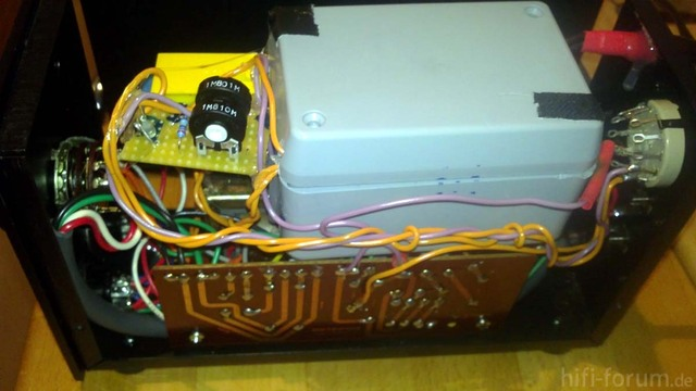Upgrade Pro-Bias Stax SRD7