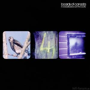 Boards Of Canada In A Beautiful Place Out In The Country Album Art Cover 47395