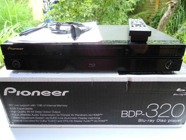 Pioneer BDP 320
