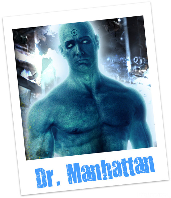 Doctor Manhattan Movie