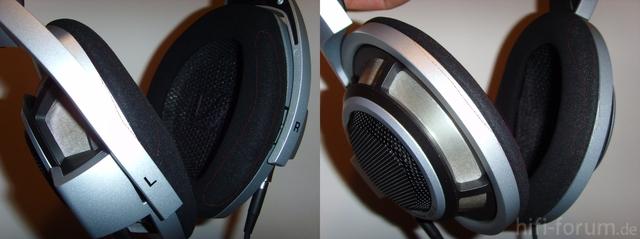 HD800 Alcantara Abnutzung