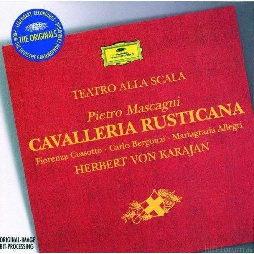Karajan Mascagni Cavalleria Rusticana
