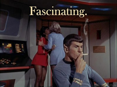 SpockFascinating