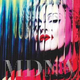 USA Madonna Verschenkt Neues Album MDNA