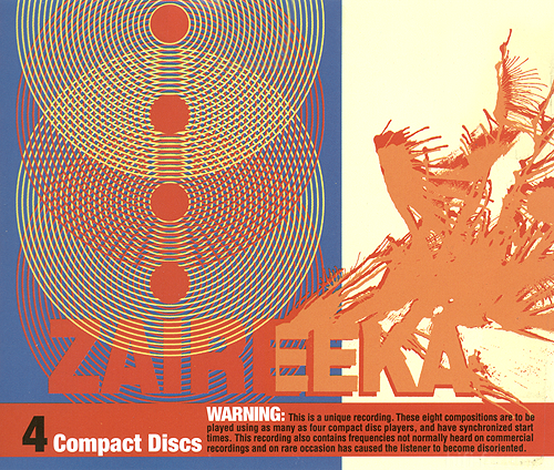 Zaireeka Cover