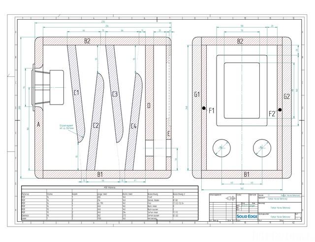Bauplan Für Spiralhorn