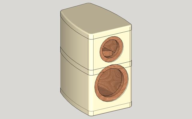 MPR 3-RDT, 3D Modell