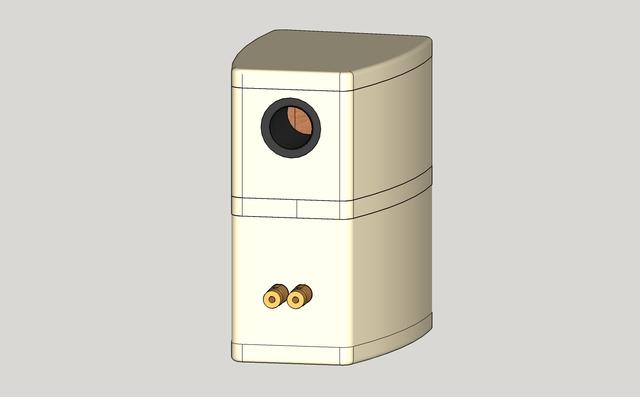 MPR 3-RDT, CAD Modell