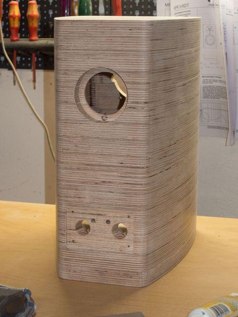 MPR 3-RDT - Rückwand