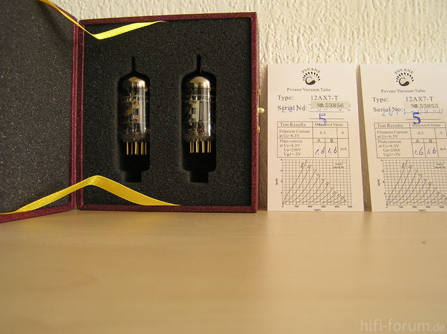 PSVANE 12AX7-ECC83