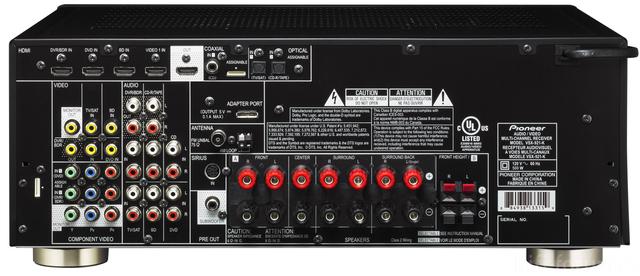 Pioneer Vsx 921 K 1