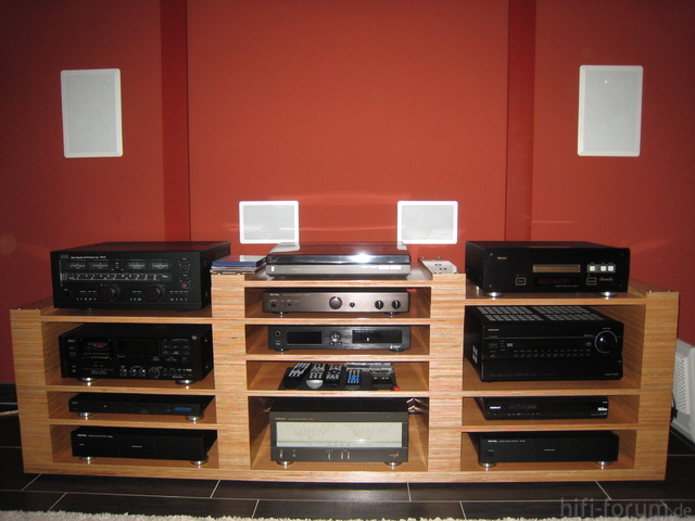 Hifi-Rack Multiplex