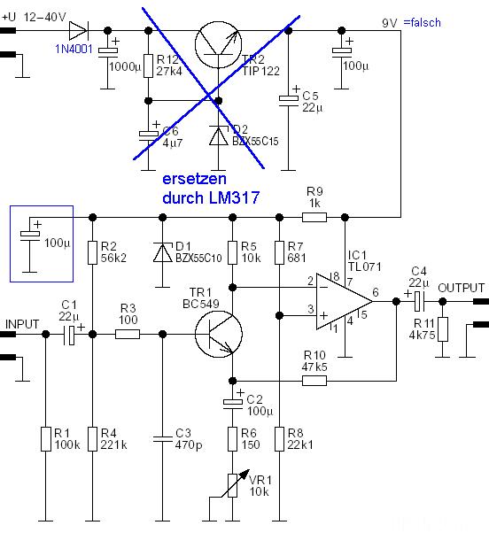 MPA 1 Circuit