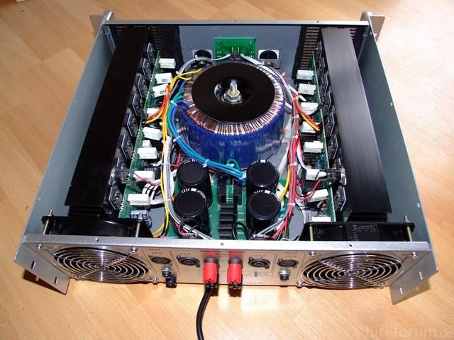 Xenio Sound Endstufe Minidscf0608ma3