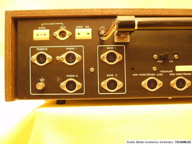 Antennenanschluss Nikko Receiver