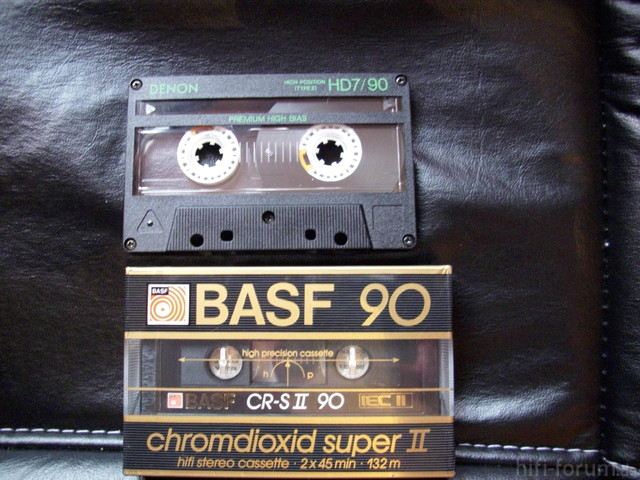 Cassetten MCs