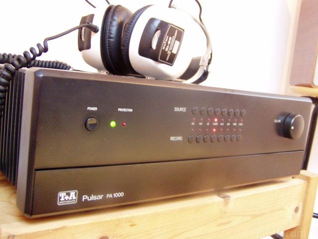T&A Pulsar PA 1000