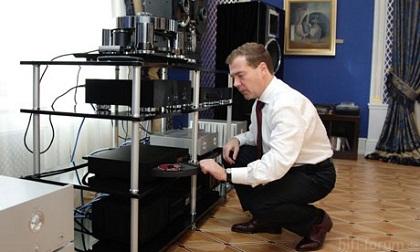 Medvedev 200k Sound System 1