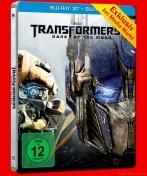 Transformers 3 3d Steelbook