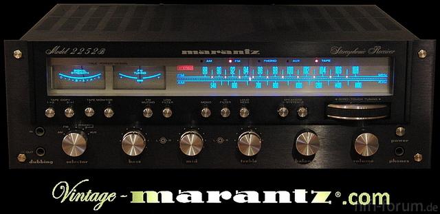 A Marantz 2252B Black 2