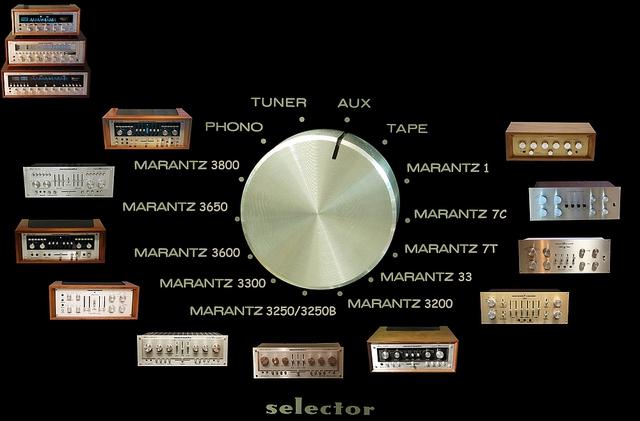 Marantz 1 7C 7T 33 3200 3250 3250B 3300 3600 3600B 3650 3800