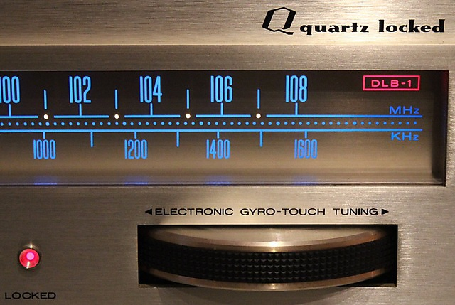 Marantz 2130 Dolby FM (Detail)