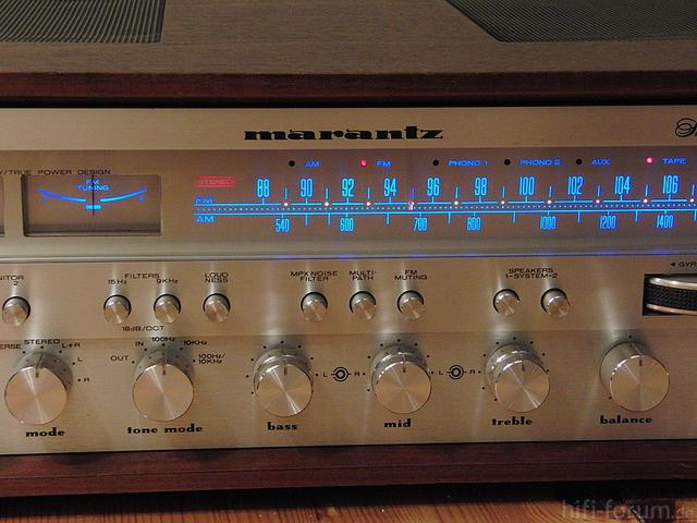 Marantz 2330B Mit Woodcase