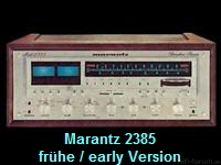 Marantz 2385 Display Black