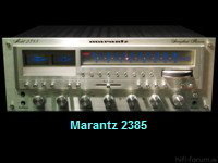 Marantz 2385 Display Silver