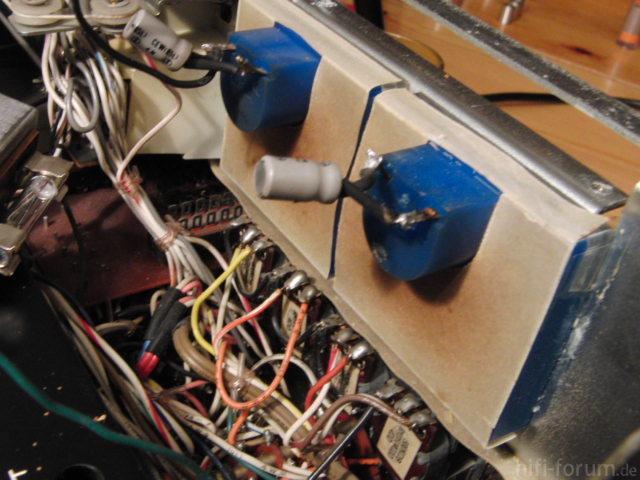 Marantz 2525 Anzeigeinstrumente
