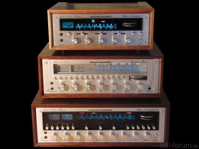 Marantz 4220, Marantz 2285B, Marantz 4300
