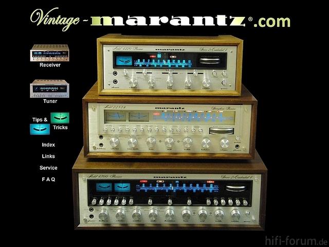 Marantz Homepage 01