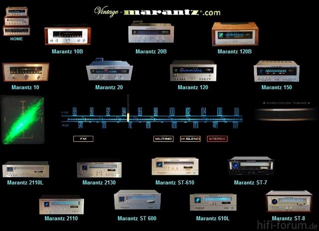 Marantz Homepage 12