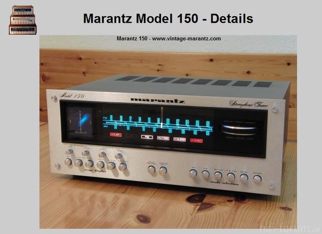 Marantz Homepage 15
