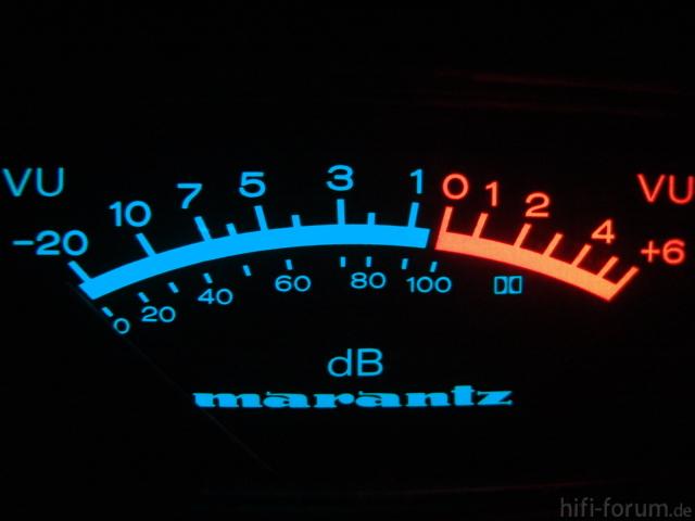 Marantz Meter