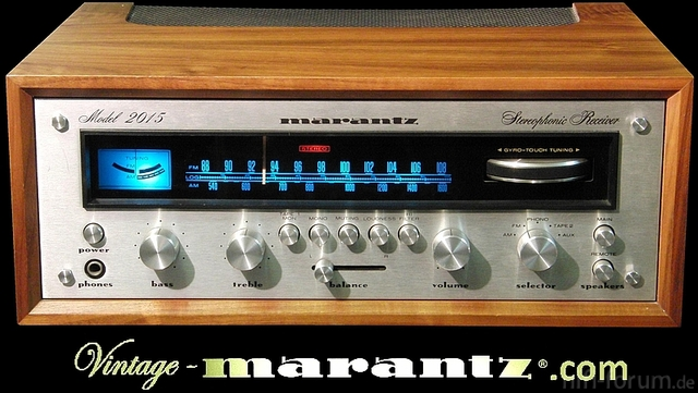 Marantz Model 2015 (five Button Version)