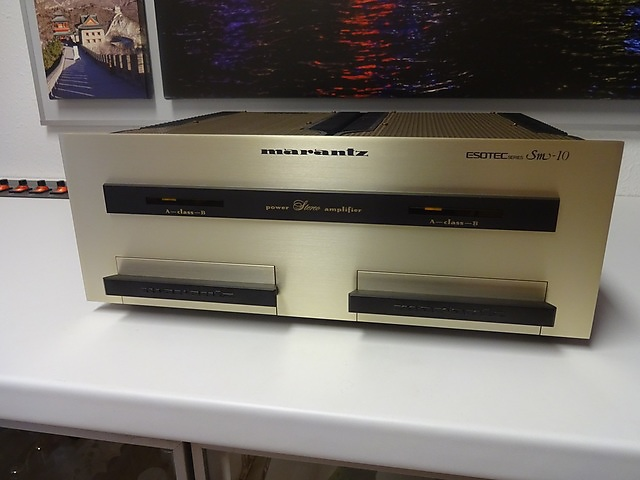 Marantz SM-10 ESOTEC Series Front closed