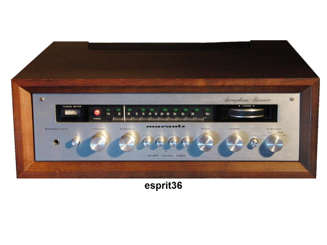 Marantz twenty eight