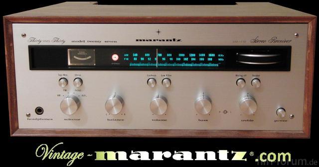 Marantz Twenty Seven - Www.vintage-marantz.com